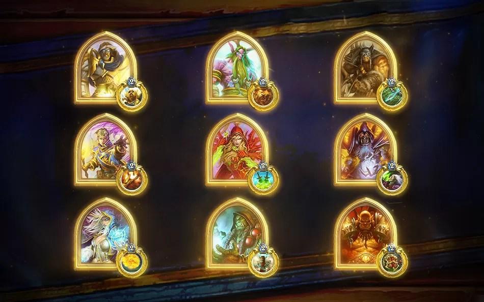 Golden Heroes Hearthstone BoostingPro