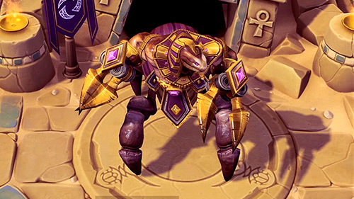 heroes of the storm boss