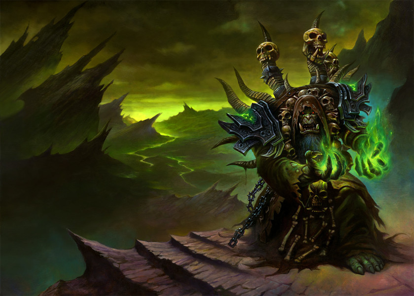 gul'dan heroes of the storm