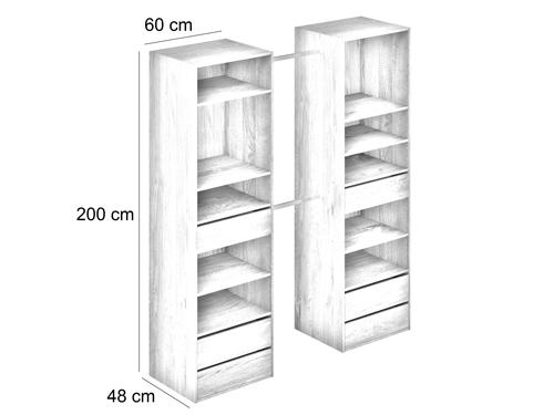 combi kit dressing 2 colonnes 2