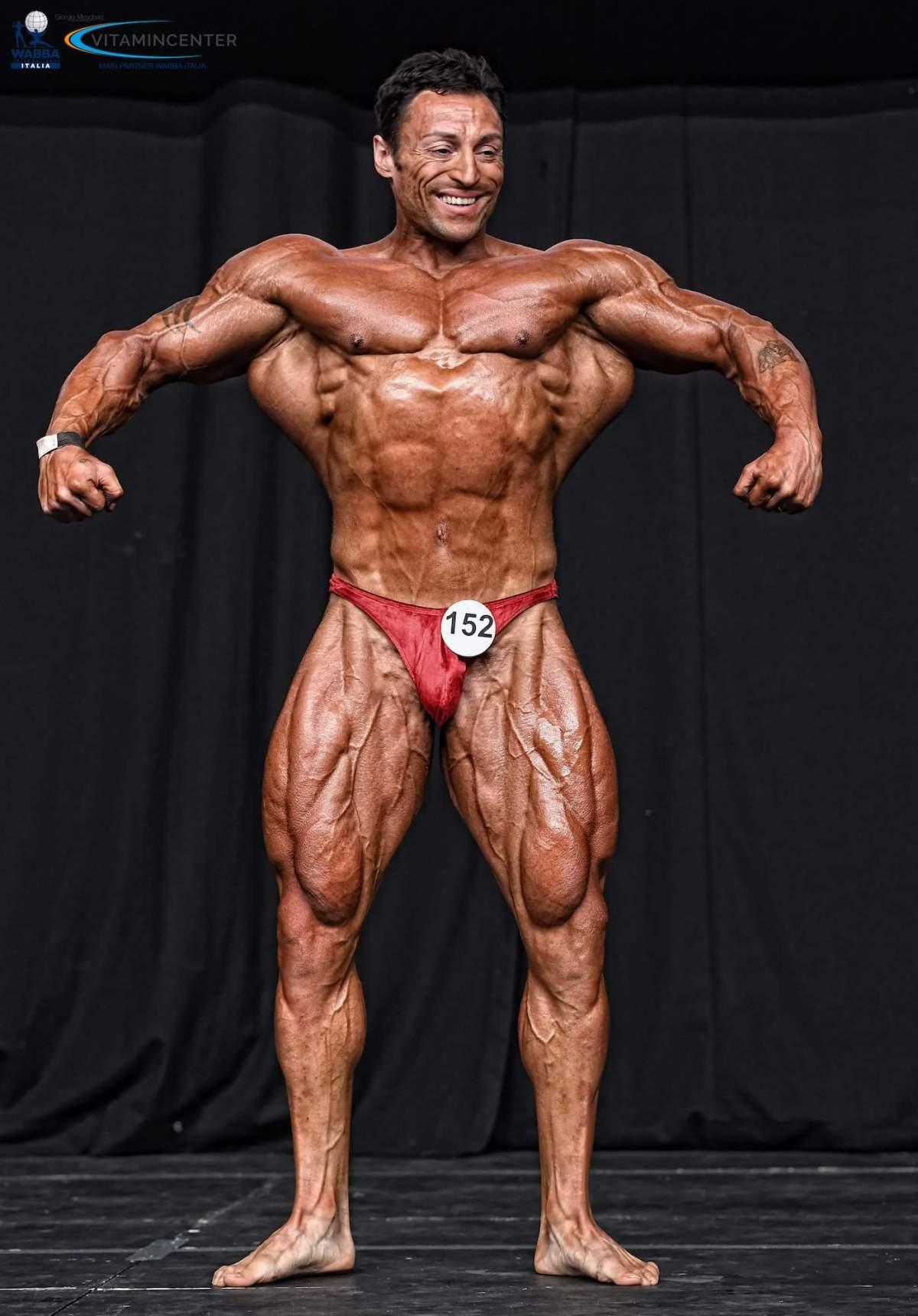 Allenarsi con un body builder – Marcello Corsini - Giovedì