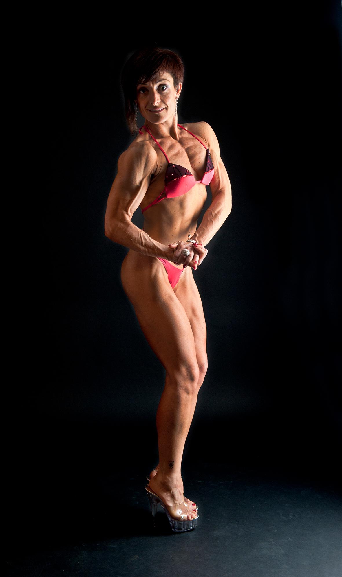 Allenarsi con una body builder – Roberta - Intervista