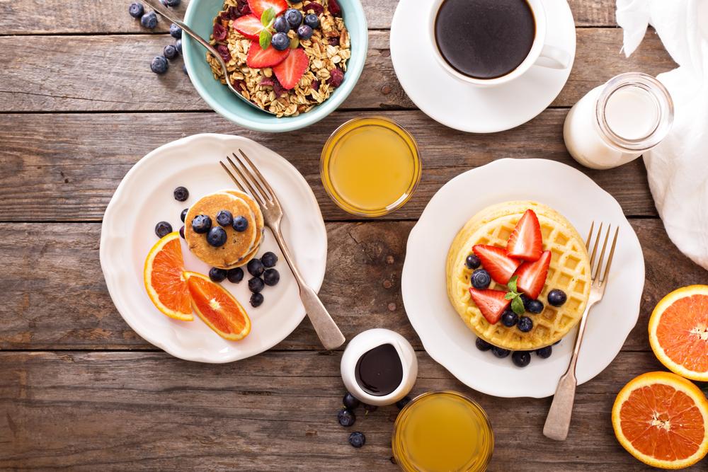 Perchè a colazione non ho famePerchè a colazione non ho famePerchè a colazione non ho fame