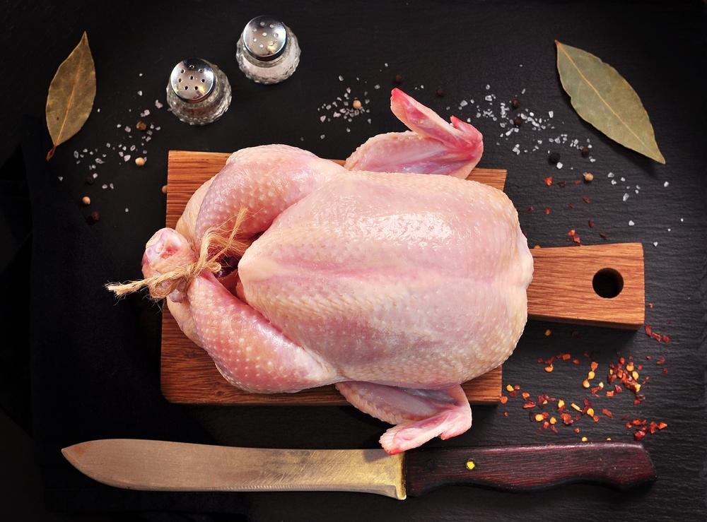 Pollo la carne più proteica e magra