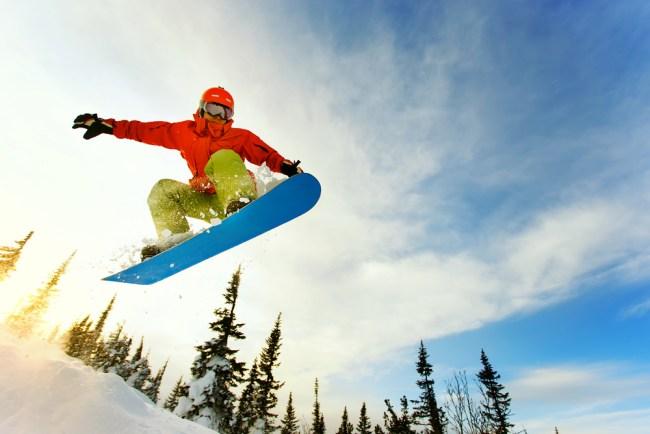 Pranzo ideale dello sciatore