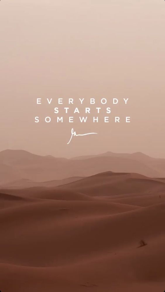Everybody stays somewhere