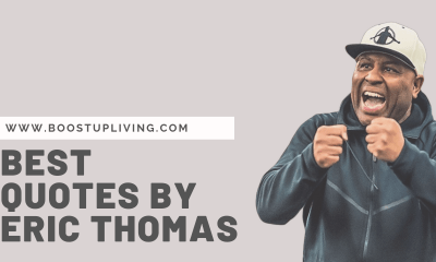 Best Quotes By Eric Thomas