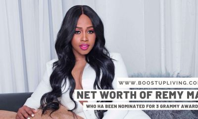 Net Worth Of Remy Ma - Who Ha Been Nominated For 3 Grammy Awards