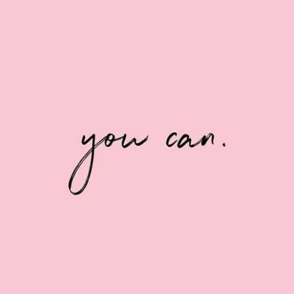 You can. - Short Motivational Quotes