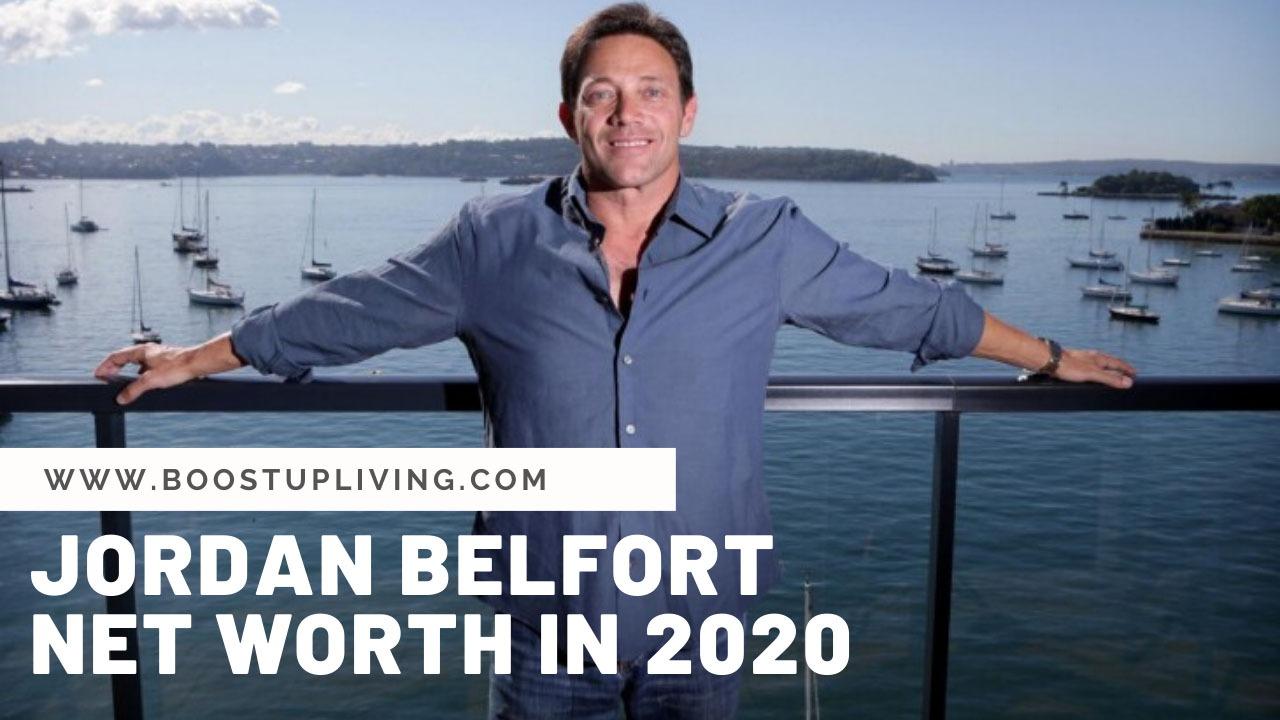 Jordan Belfort Net Worth in 2020   Celebrity Net Worth
