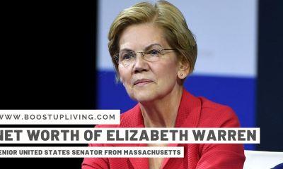 Net Worth Of Elizabeth Warren - Senior United States Senator From Massachusetts