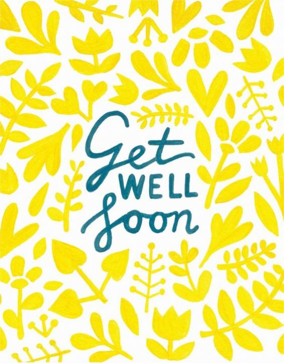 Get well Soon - get well soon quotes