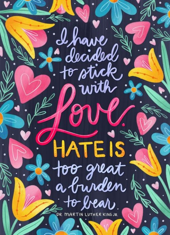 I have decided to walk with love-hate is too great a Sweden to learn.