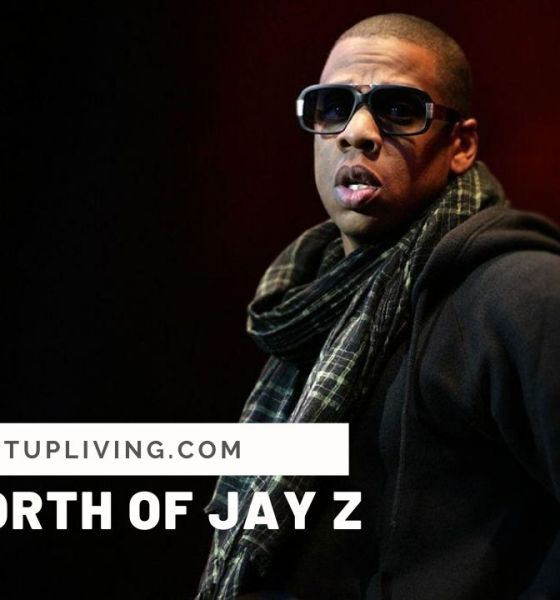 Net Worth of JAY Z