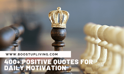 400+ Positive Quotes for Daily Motivation