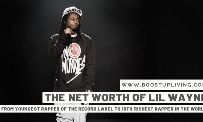 The Net Worth Of Lil Wayne – From Youngest Rapper Of The Record Label To 10Th Richest Rapper In The World
