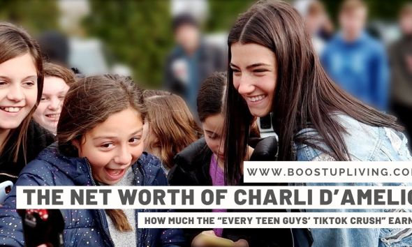 "The Net Worth Of Charli D'Amelio – How Much The ""Every Teen Guys' Tiktok Crush"" Earns"