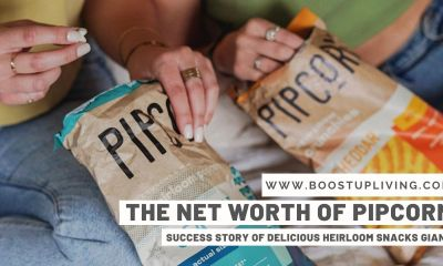 Net Worth Of Pipcorn – Success Story Of Delicious Heirloom Snacks Giant