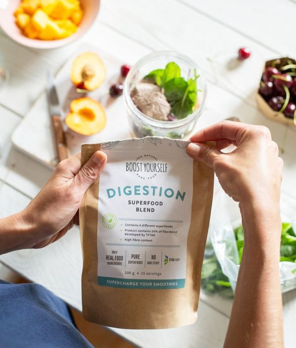 Boost Yourself Digestion Superfood Blend