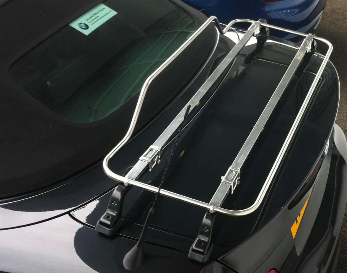 Stainless Steel Car Luggage Rack Car Boot Racks