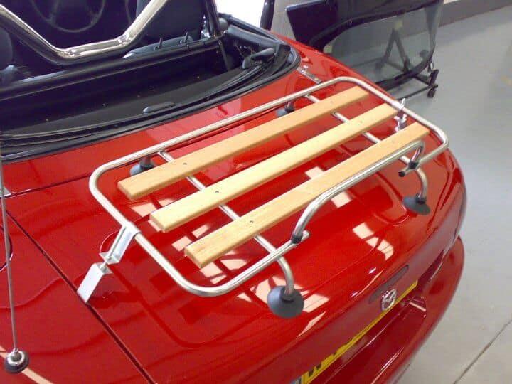 Sports Car Luggage Rack Car Boot Racks Luggage Racks For
