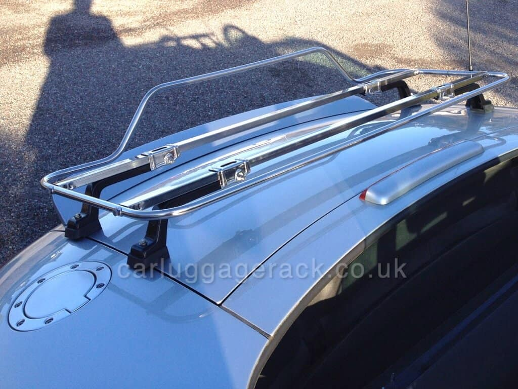 Stainless Steel Car Luggage Rack Boot Luggage Racks For