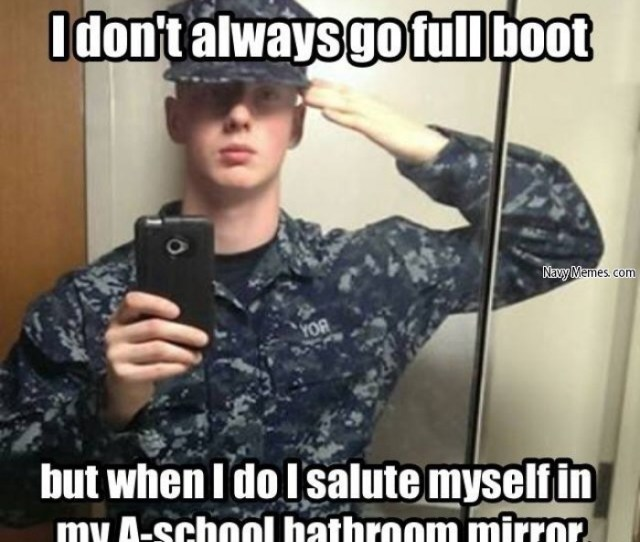 Memes Every New Recruit Should See Before Boot Camp