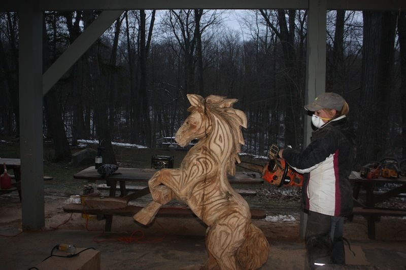Wood Carving Boot Camp Photos   Artists Boot Camp Advanced