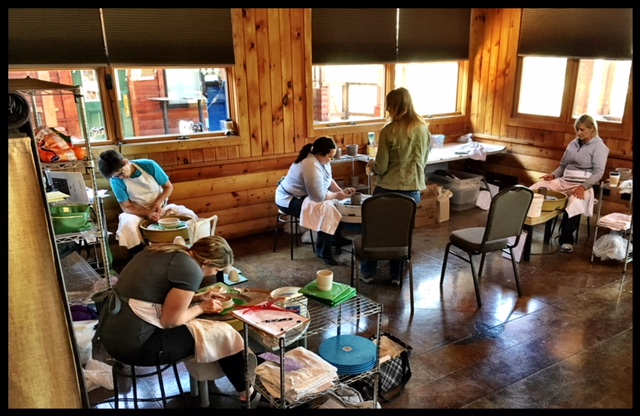 Pottery Boot Camp Class