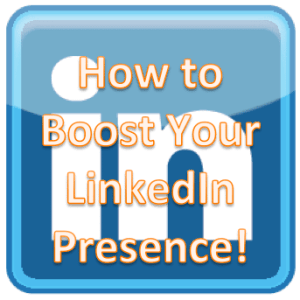 boost linkedin presence