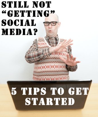 5 Tips to Getting Started with Social Media