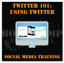 Twitter 101 Training Course