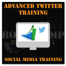 Advanced Twitter Training Course