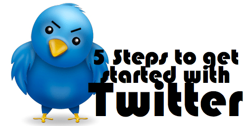 5 Steps to Get Started with Twitter