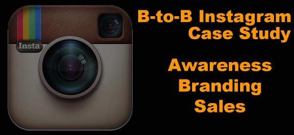 B to B Instagram Case Study Blog