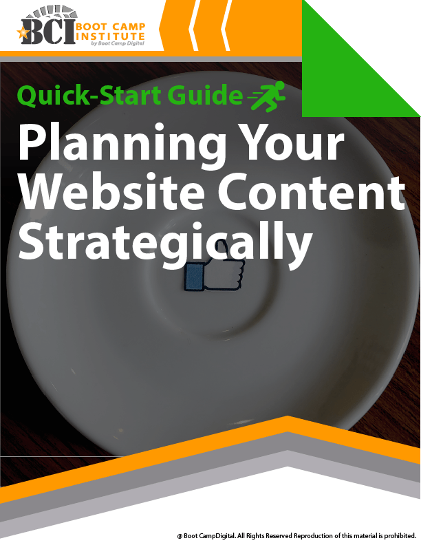 Quick-Start Planning Your Website Content Strategically