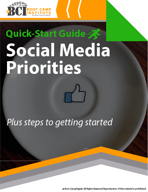 Quick-Start Social Media Priorities
