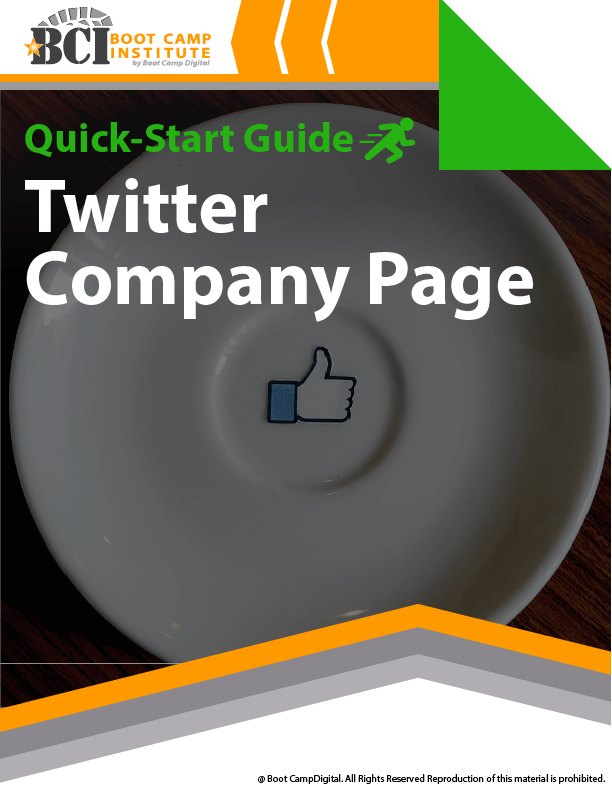 Quick-Start Twitter Company Page