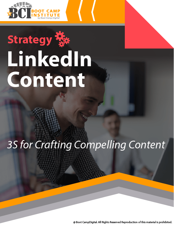 Strategy 3S for Crafting Compelling Content