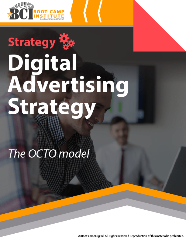 Strategy Digital Advertising Strategy – OCTO Model