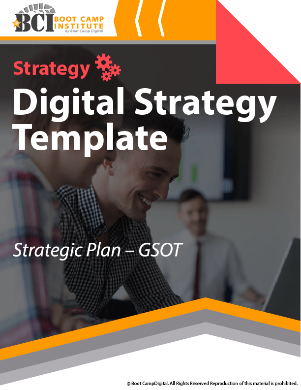 Strategy Digital Strategy Template – GSOT