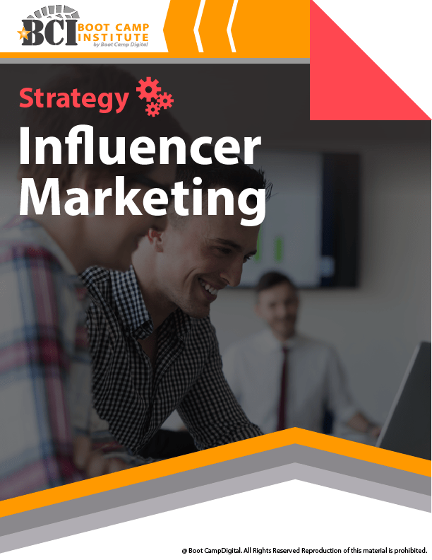 Strategy Influencer Marketing