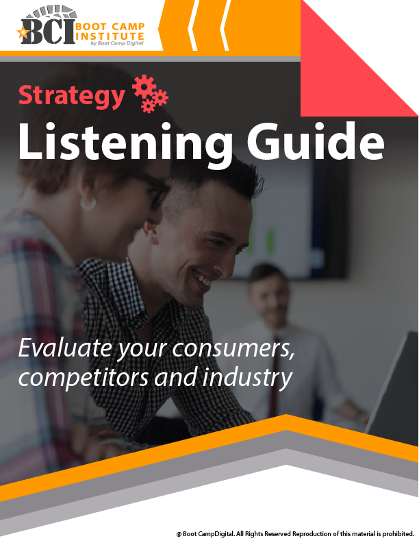 Strategy Listening Guide
