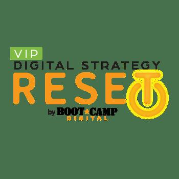 Digital Strategy Reset
