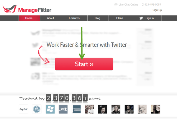 manage filter unfollow 1