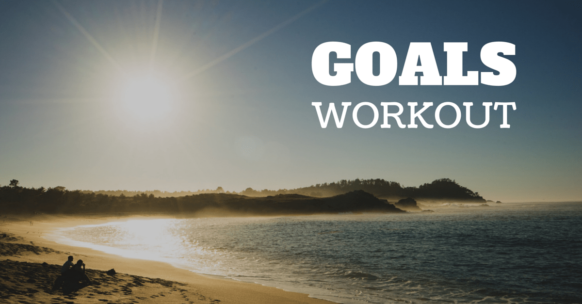 Get Your Campers Thinking With This Goals Workout