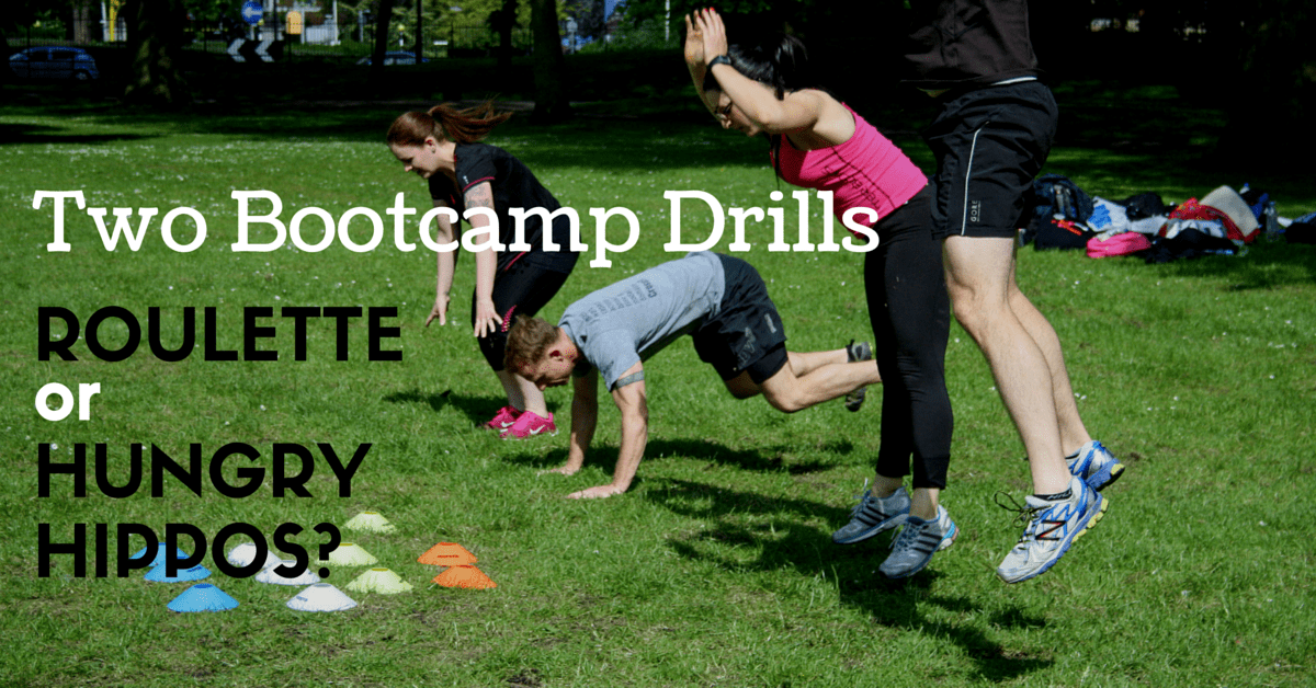 Two Bootcamp Drills Based on Real Games