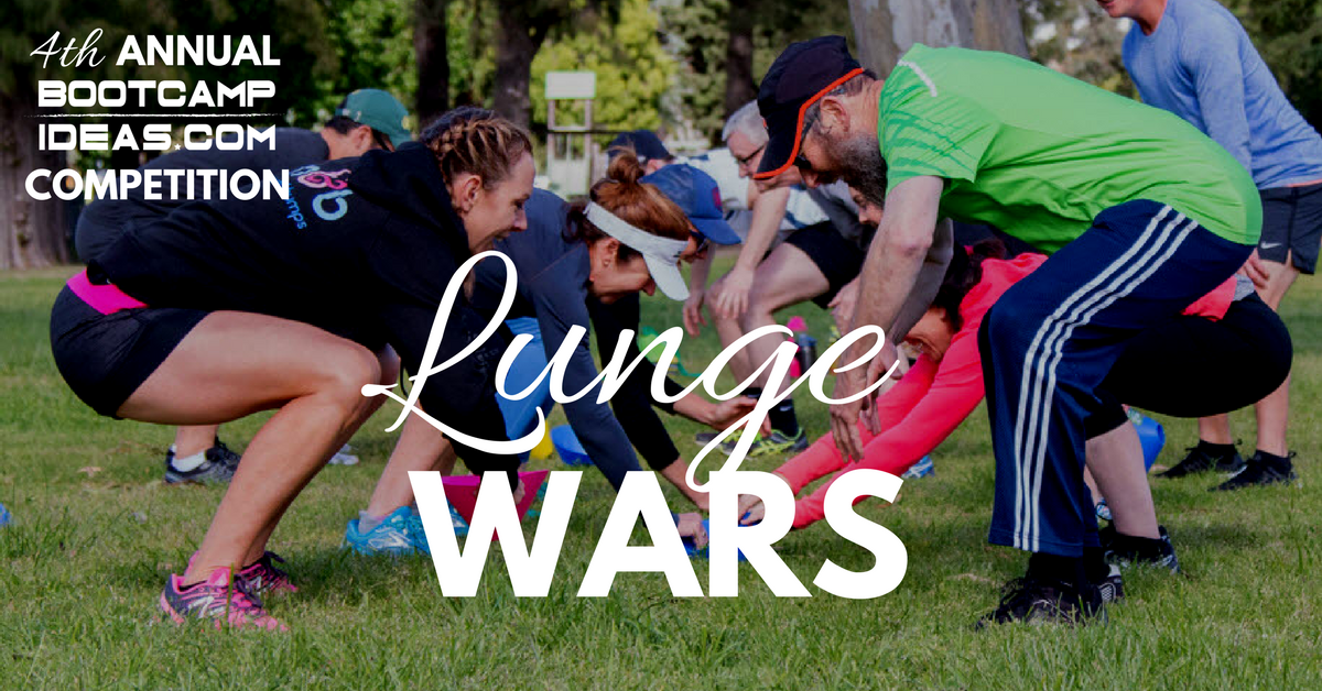 Lunge Wars (Competition Entry)