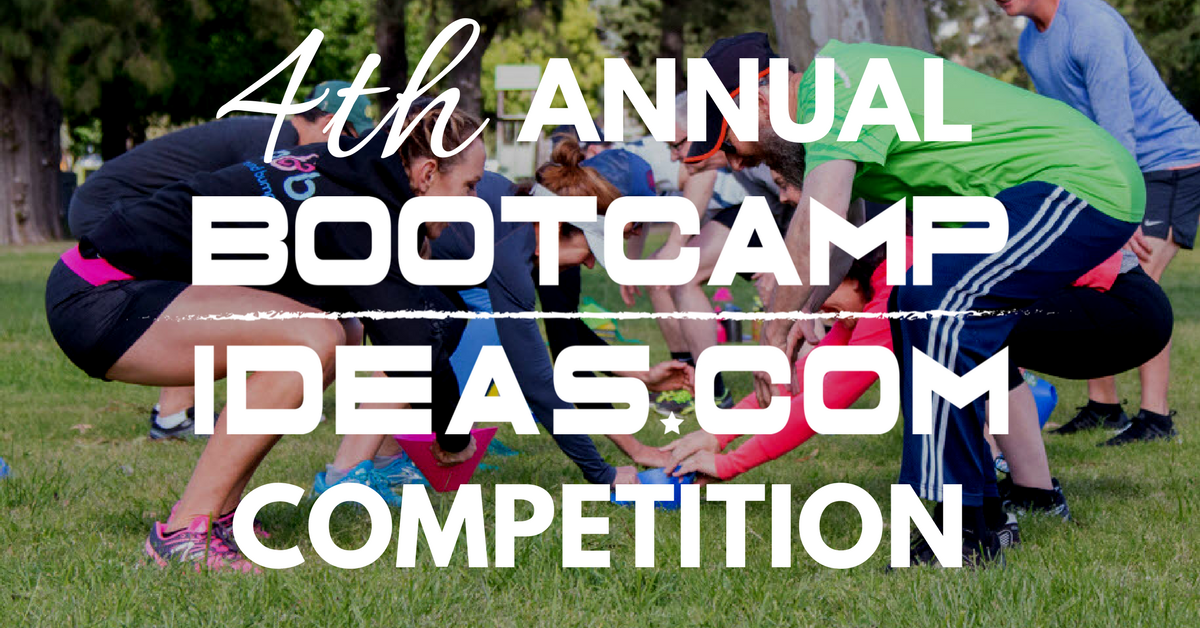 Fourth Annual Bootcamp Ideas Competition 2017