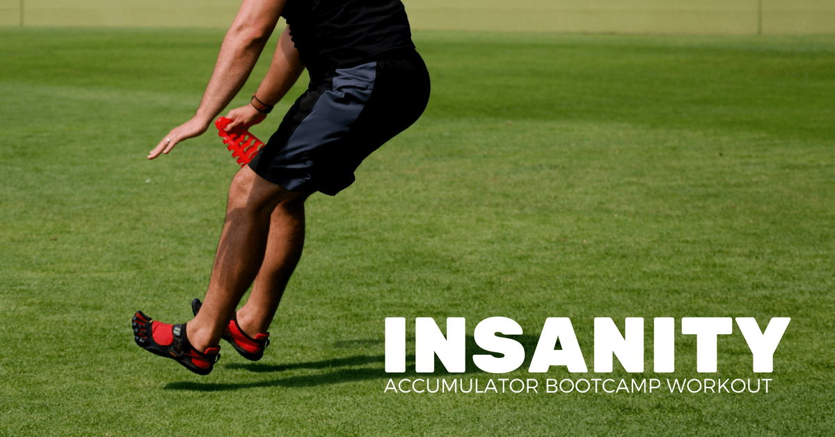 Insane Interval Accumulator Workout